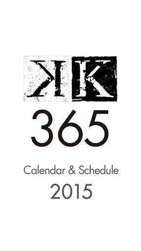 玩娛樂App|アニメ「K」365カレンダー&スケジュールアプリ免費|APP試玩