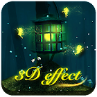 3D Forest & night  Live Wallpaper for Free icon