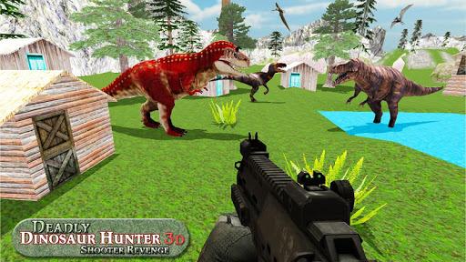 Deadly Dinosaur Hunter Revenge Fps Shooter Game 3D 1.4 screenshots 2