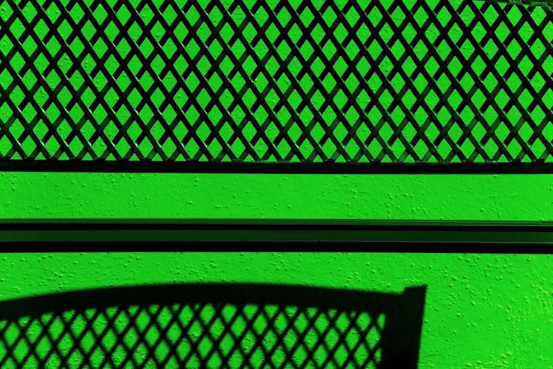 Losanghe verdi di atlantex