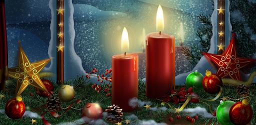 Weihnachtsbilder Kamin.Christmas Live Wallpaper Apps Bei Google Play