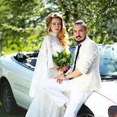 Wedding photographer Razina Rakhmangulova (razina). Photo of 25.07.2018