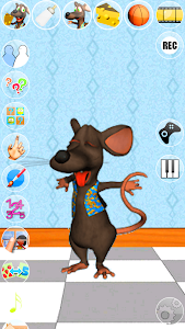Talking Mike Mouse screenshot 5