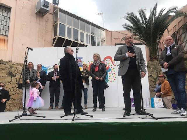 Los vecinos de La Bajadilla celebran una convivencia de carnaval