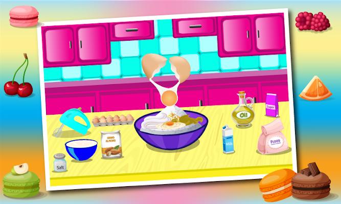 Super Macaron Tasty & Creamy - screenshot
