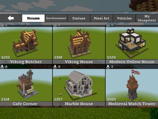 JurassicCraft: Free Block Build & Survival Craft  screenshots 4