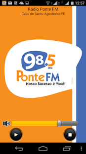 Rádio Ponte FM- screenshot thumbnail