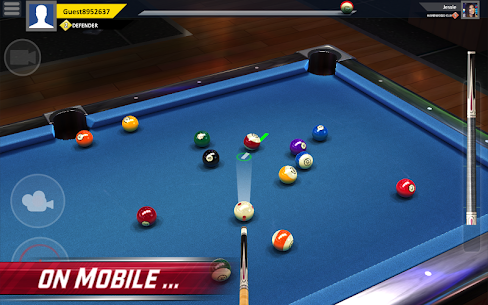 Pool Stars – 3D Online Multiplayer GameApp Latest Version Download For Android and iPhone 8