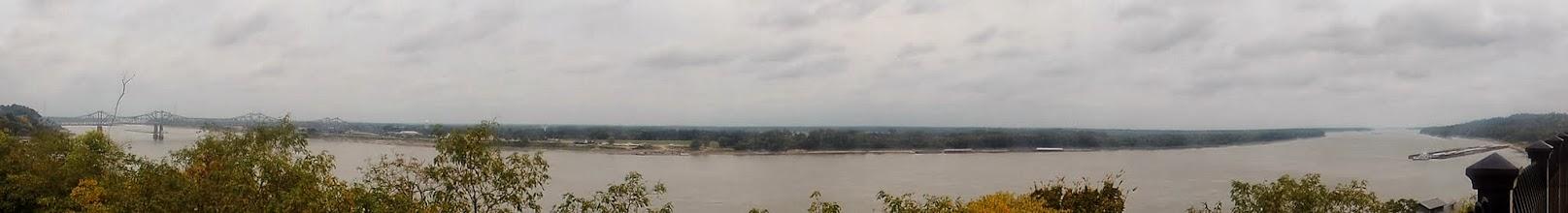 Photo: Mississippi River - Natchez MS