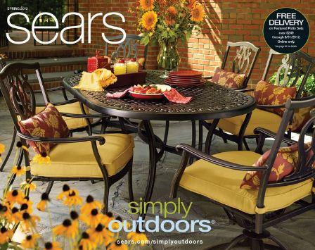 Photo: I started with the online outdoors catalog at Sears.com to get an idea of the options.