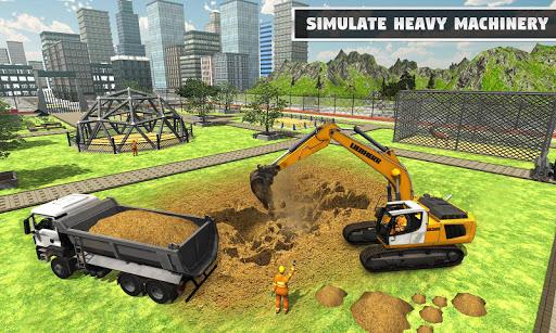 zoo animal: construire et construire le monde anim  captures d'écran 2