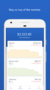 Coinbase – Buy and sell bitcoin. Crypto Wallet 1