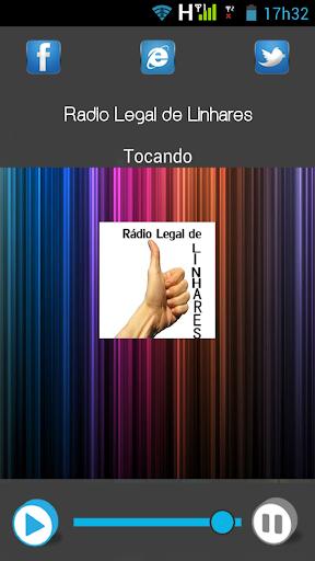 Rádio Legal de Linhares