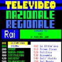 Televideo Nazionale Regionale icon