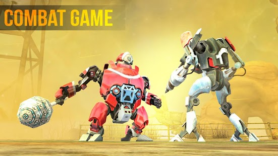 Clash Of Robots- screenshot thumbnail