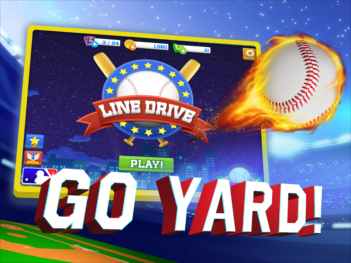 MLB.com Line Drive- screenshot