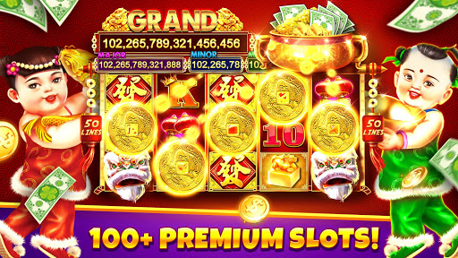 Winning Slotsu2122: free casino games & slot machines apkpoly screenshots 7