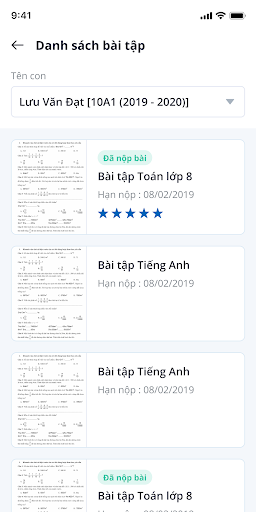 vnEdu Connect 2.4.1 screenshots 2