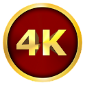 Hd 4k Video - Video Player pro icon