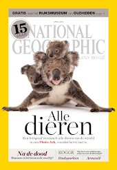 National Geographic Magazine NL