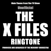X Files Ringtone unofficial