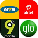 Free Airtime & Data App (Nigeria Ussd Codes) icon