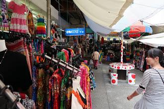 Photo: Backstreet market exploration