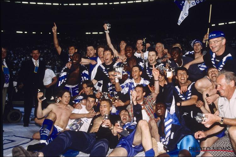 Retro: Hoe underdog KRC Genk in 1998 eerste bekerwinst pakte tegen Club Brugge, met protagonist van toen