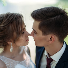 Wedding photographer Aleksey Pushkarev (APushkarev). Photo of 05.08.2018