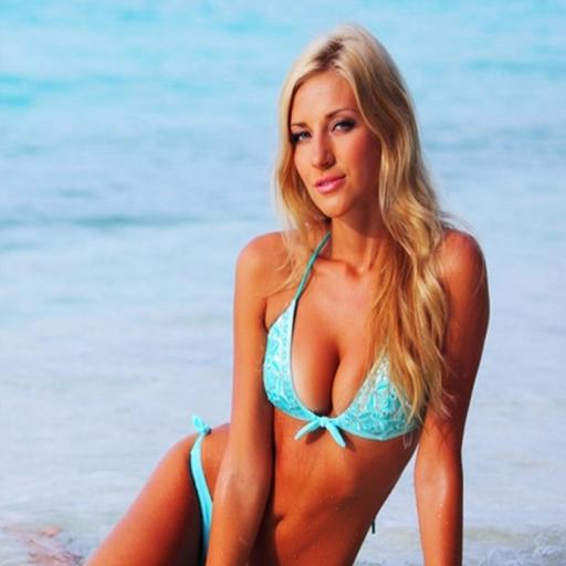 Hottest Bikini Girls Wallpaper 娛樂 App LOGO-硬是要APP