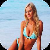 Hottest Bikini Girls Wallpaper