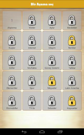 Gizemli Kelime - Kelime Oyunu screenshot 9