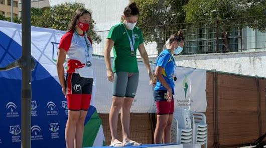 El Club Natación Almería sigue en racha