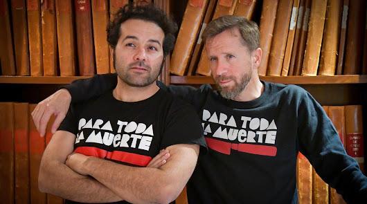 Alfonso Sánchez y Alberto López traen a Almería un adelanto de su nuevo filme