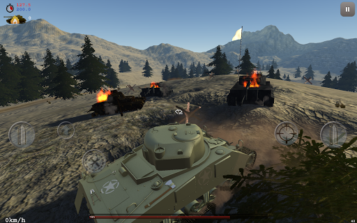 Archaic: Tank Warfare screenshots 7