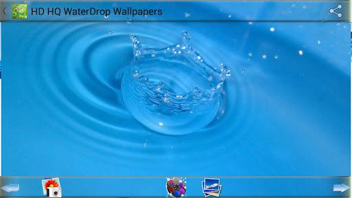 玩免費攝影APP|下載HQ高清壁紙水滴 app不用錢|硬是要APP