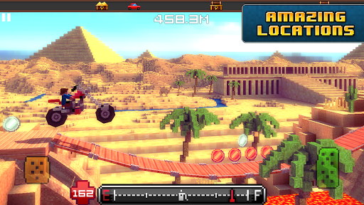 Blocky Roads 1.3.7 screenshots 11