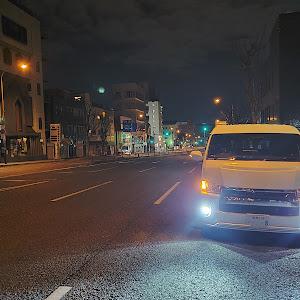 ハイエースバン GDH211Kのカスタム事例画像 つーちゃんさんの2020年02月07日22:37の投稿