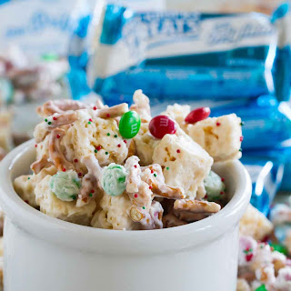 Sweet and Salty Christmas Mix