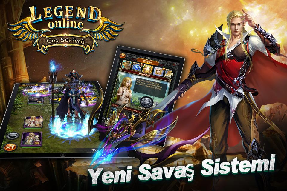 Legend Online - Türkçe- screenshot