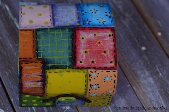 Photo: wooden box for kids 1