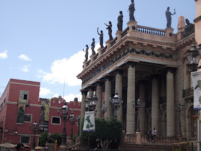 Photo: Teatro Juárez