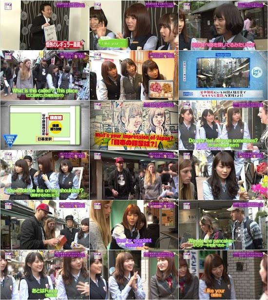 (TV-Variety)(720p) 乃木坂46えいご(のぎえいご) ep09 160529