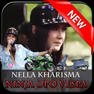 Nella Kharisma Ninja Opo Vespa - náhled