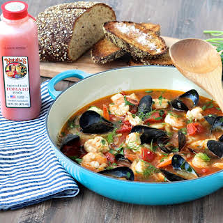 Sunshine State Cioppino  (Seafood Stew).