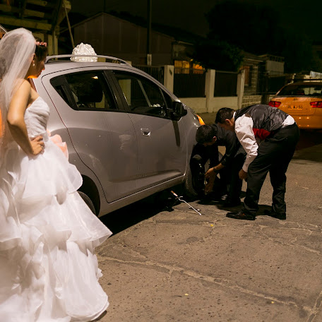 Wedding photographer Erick Leiva (erickleiva). Photo of 08.03.2017