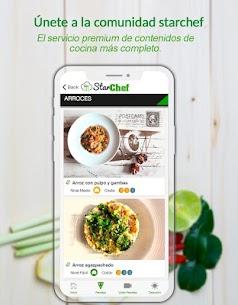 StarChef – Recetas Premium de Cocina en Español 2