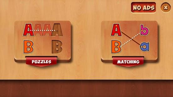 Alphabet Wooden Blocks - náhled