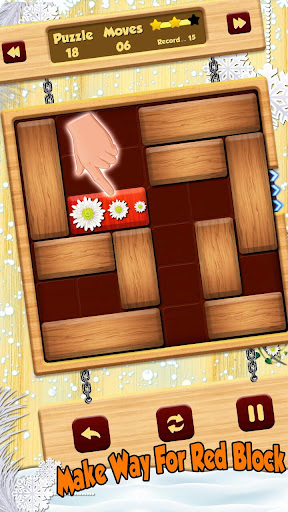 Unblock Me Red Wood for PC