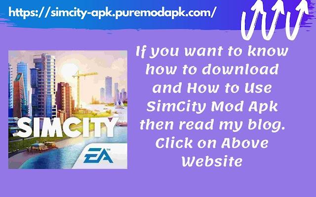 SimCity Mod Apk» [100% Unlimited Money/Coins]